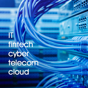 tech digital cyber telecom cloud